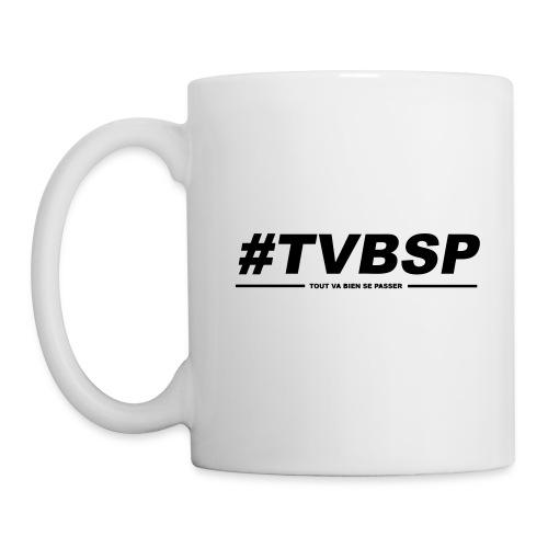 Mug #TVBSP - Mug blanc