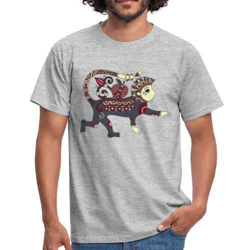 Mono Azteca - Camiseta hombre