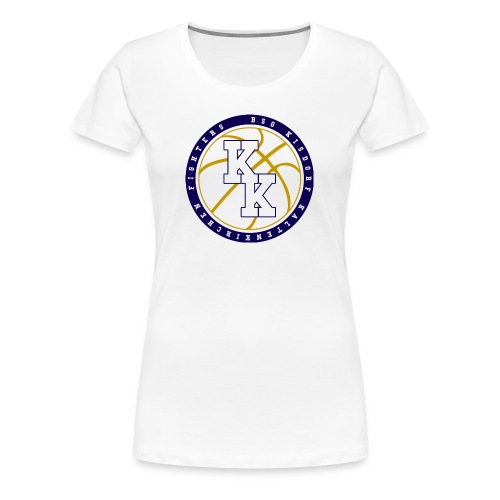 Frauen Premium Varsity T-Shirt - Frauen Premium T-Shirt