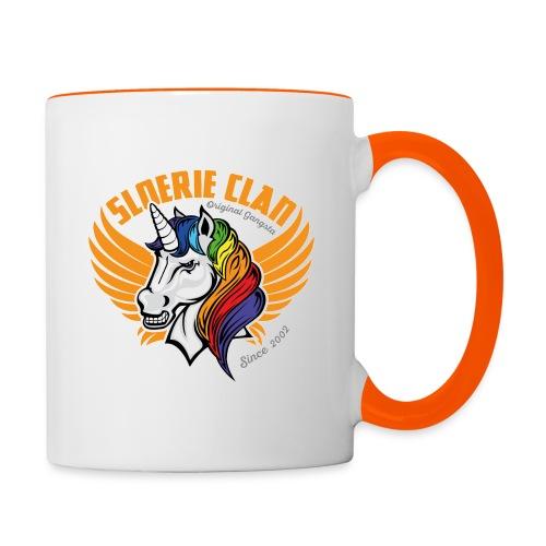 Sloerie Clan OG's - Contrasting Mug