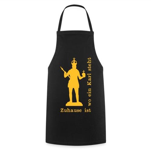 Aachen - Zuhause ist wo ein Karl steht - Kochschürze