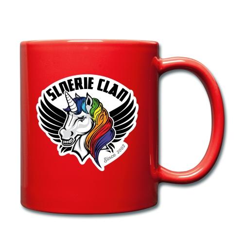 SloerieMug Red - Full Colour Mug