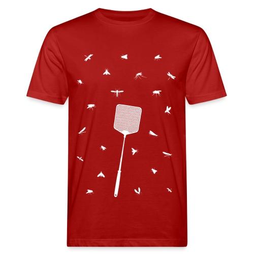 Vliegjes mannen bio shirt - Mannen Bio-T-shirt