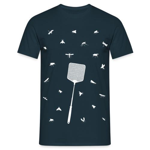 Vliegjes mannen t-shirt - Mannen T-shirt