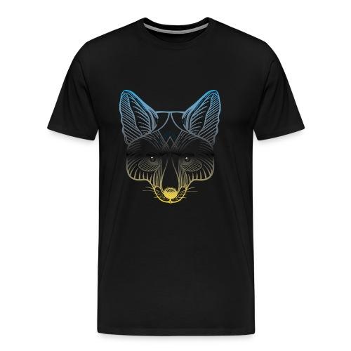 Too Foxy - Men's Premium T-Shirt