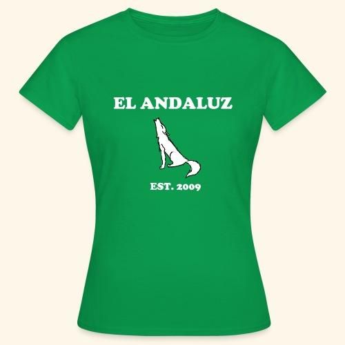 Frauen T-Shirt Wolf - Frauen T-Shirt