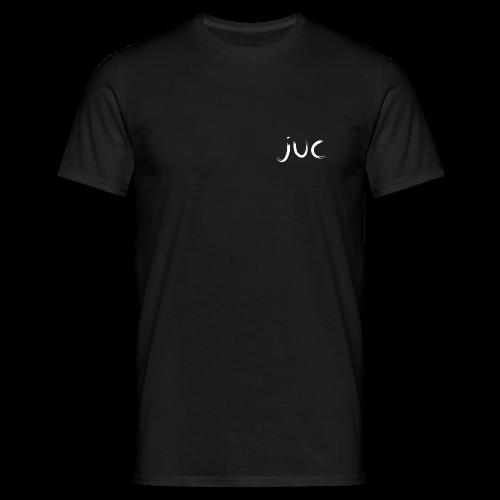 JUC T-shirt | Back-Logo  - Men's T-Shirt