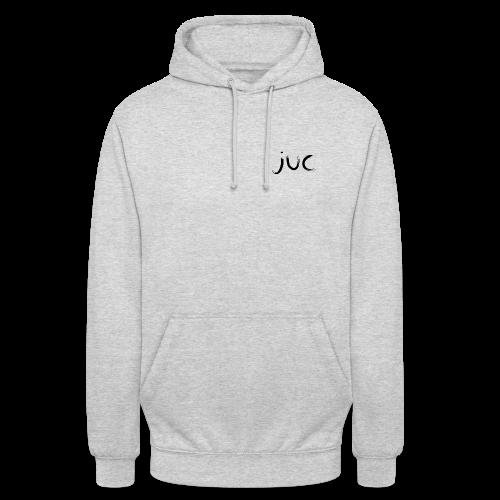 JUC Sweat | Back-Logo  - Unisex Hoodie