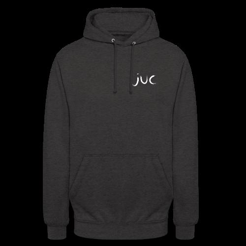JUC Hoodie | Back-Logo  - Unisex Hoodie