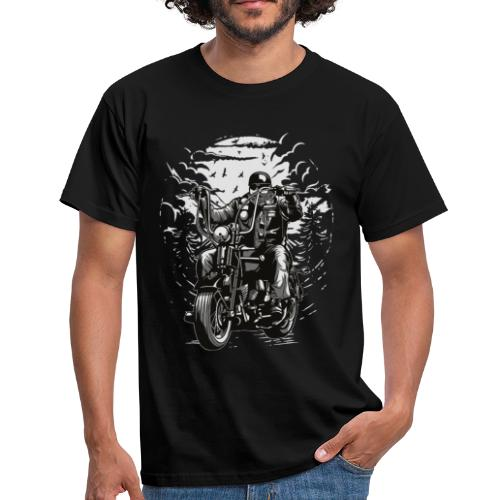 Motero - Camiseta hombre