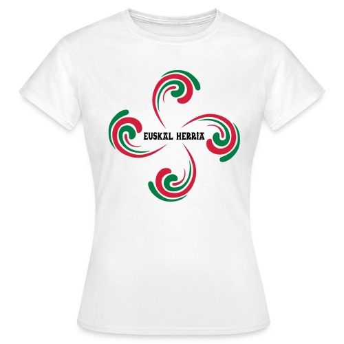 Croix Basque - T-shirt Femme