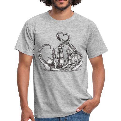 Kraken - Camiseta hombre