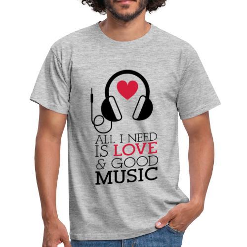 Buena Música - Camiseta hombre