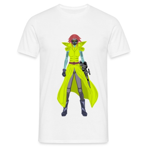 MAMBA - YELLOW - Maglietta da uomo