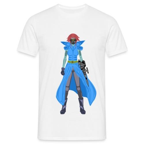 MAMBA - BLUE - Maglietta da uomo