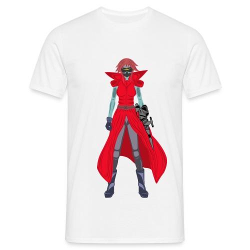 MAMBA - RED - Maglietta da uomo