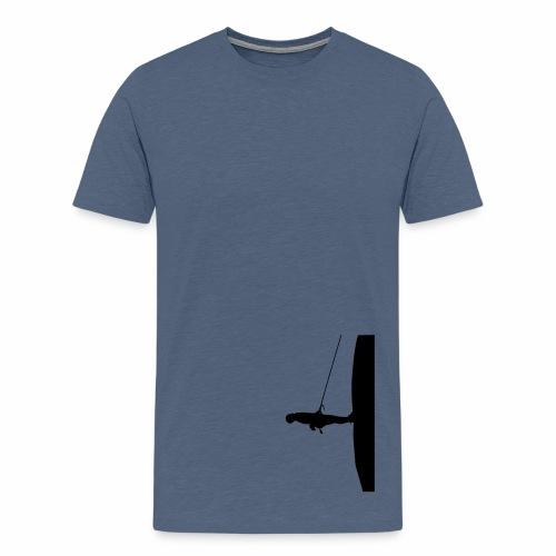 scheissaufbeine Männer Premium Shirt - Männer Premium T-Shirt