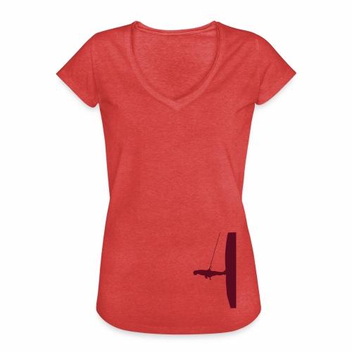scheissaufbeine Frauen Vintage Shirt - Frauen Vintage T-Shirt