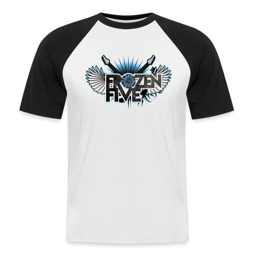 Frozen Five Baseball Shirt - Mannen baseballshirt korte mouw
