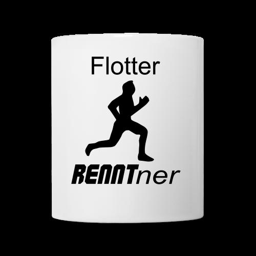Sportlicher Rentner Ruhestand Geschenk Tasse - Tasse
