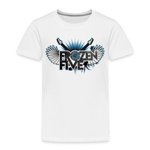Frozen Five Classic Shirt (Kids) - Kinderen Premium T-shirt