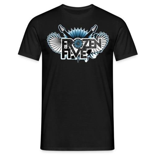 Frozen Five Basic Shirt - Mannen T-shirt