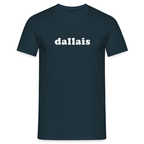 T-shirt homme - Dallais - T-shirt Homme