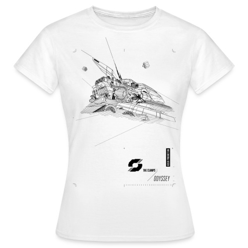 Odyssey T-Shirt Woman  - Women's T-Shirt
