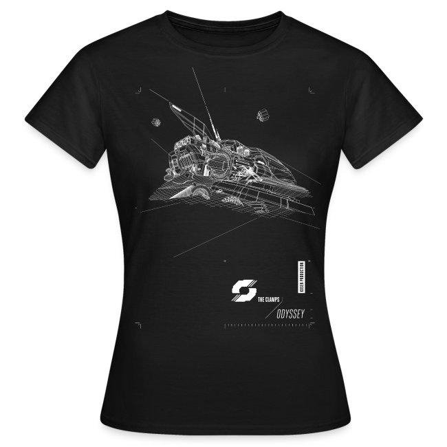 Odyssey T-Shirt Woman