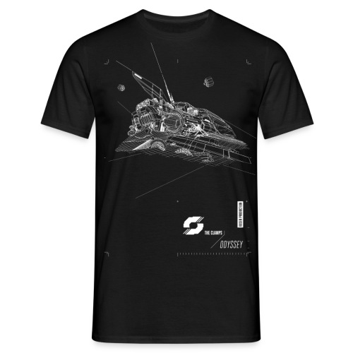 Odyssey T-Shirt Man - Men's T-Shirt