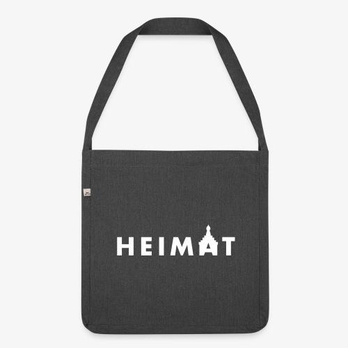 Heimat Schulterbeutel - Schultertasche aus Recycling-Material