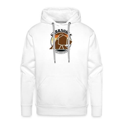 Sweat-shirt à capuche GRRRNOBLE BEAR ASSOCIATION - Sweat-shirt à capuche Premium pour hommes