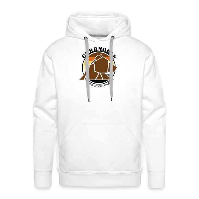 Sweat-shirt à capuche GRRRNOBLE BEAR ASSOCIATION