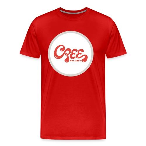 Cree Records - Männer Premium T-Shirt