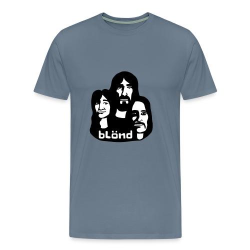 Blönd - Männer Premium T-Shirt