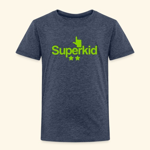 FWSBerlin Kinder Superkid - Kinder Premium T-Shirt