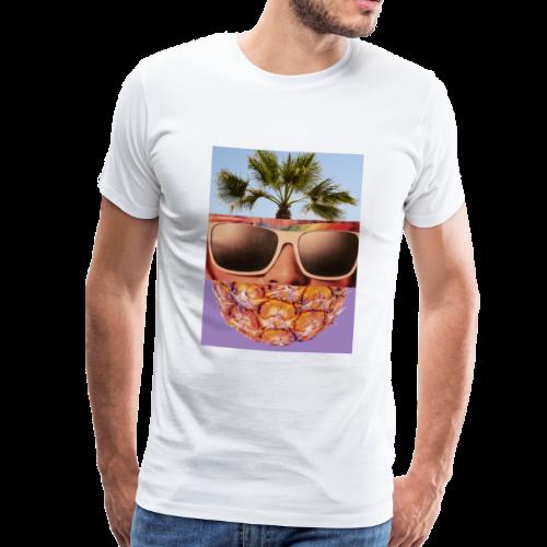 Summer Sun - Männer Premium T-Shirt