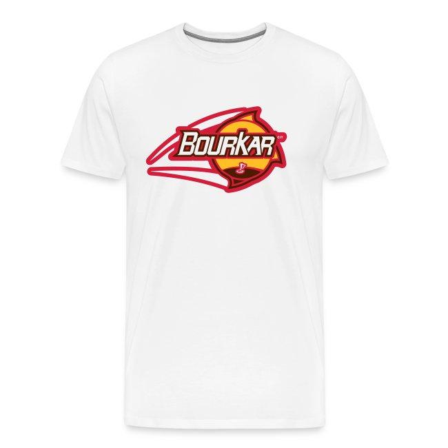 Ly tycout blanc vek logo BOURKAR