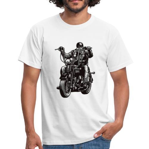 Motero Chopper - Camiseta hombre
