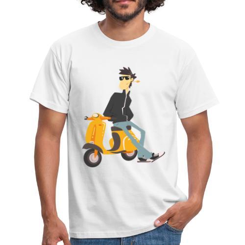 scooter - Camiseta hombre