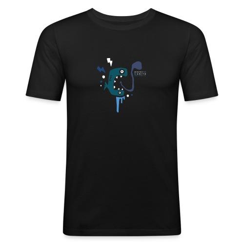 MonstroFish / Homme - T-shirt près du corps Homme