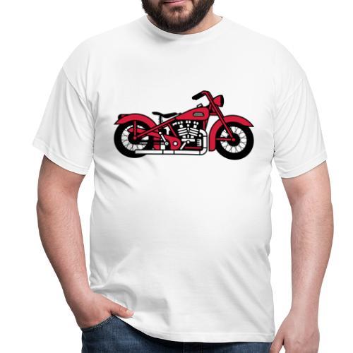 Moto - Camiseta hombre