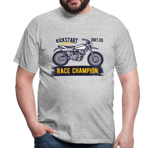Super Cross - Camiseta hombre