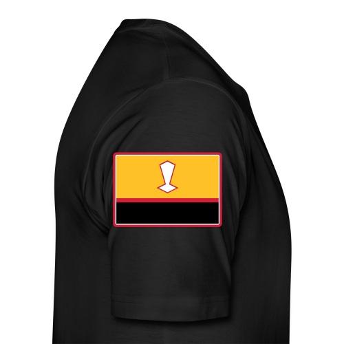 Citudor lettrage tycout noir - T-shirt Premium Homme
