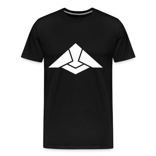 CITUDEF blanc tycout noir - T-shirt Premium Homme