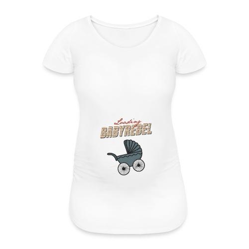 Babyrebel - Maglietta gravidanza da donna