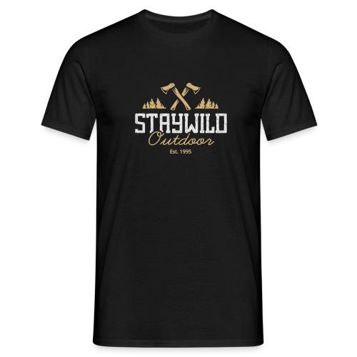 STAYWILD - Männer T-Shirt