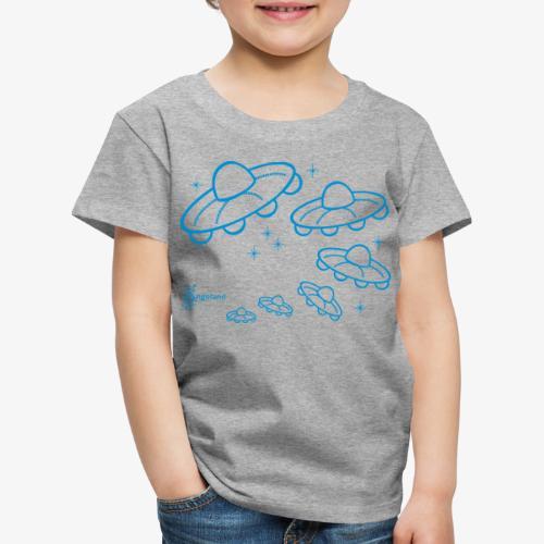 Kids - UFO from Angeland - Kids' Premium T-Shirt