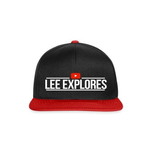 Lee Explores Snap Cap - Snapback Cap