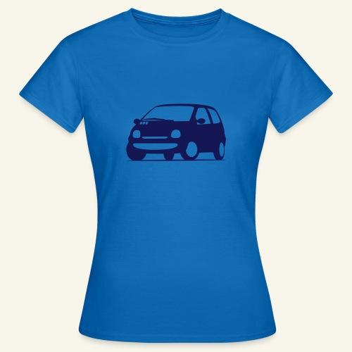 smiling car - T-shirt Femme